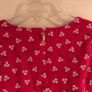 Draper James Dresses - 🆕Draper James Love Circle Floral Dress